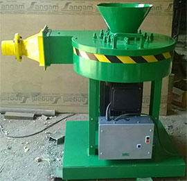 Feather and Down Filling Machine